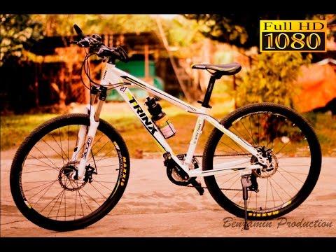 "Best 2016 MTB bike for freeride 650b 27.5""| Trinx m407 | Majestic ..."