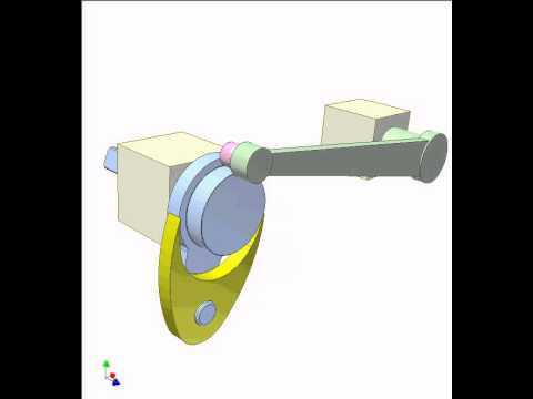 Disk Cam Mechanism Dr1a Youtube