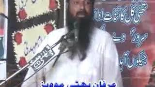 Fazail Moula Ali a.s by Allama nazakat Abbas rakit