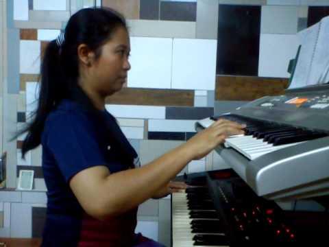 Feeza Jamil ~ Cinta Tiga Segi (cover dangdut)