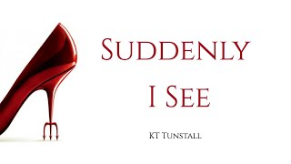 《穿著Prada的惡魔》片頭曲-Suddenly I See《突然我明白》KT Tunstall 【中文歌詞版】90&00's