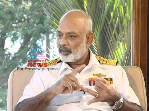 Interview with Vice Admiral K N Sushil, Chief of Southern Naval  Command - Part 1(Full Version)