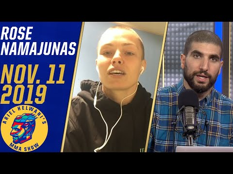 Rose Namajunas: I lost my passion for fighting, but I found it again | Ariel Helwani's MMA Show