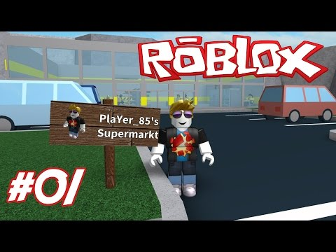Roblox ▶ Einzelhandel Tycoon - Retail Tycoon - #01 - Kleiner Laden - German Deutsch