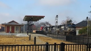 Railroad Action Fostoria Ohio