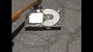Kill the Hard Drive