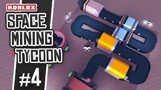 EXPANDING MY LAND & SETUP - Space Mining Tycoon #4