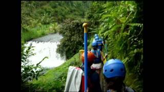 Экшн-отдых на острове Бали, Индонезия.