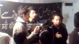 Bulandshahr Azadari Imam Hussain (a.s) Noha Ya ALI YA ABBAS GAZI ALAMDAR
