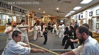 Katana Sword Technique - Samurai Edo Period