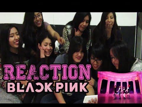 BLACKPINK - '마지막처럼 (AS IF IT'S YOUR LAST)' MV REACTION [ESPAÑOL] by Black Angels