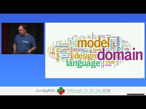 Robert Smallshire - Domain Driven Design Patterns in Python