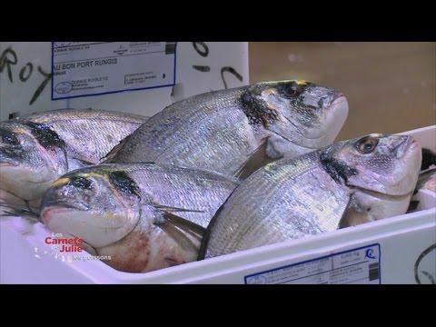 Les poissons à la carte - Les carnets de Julie