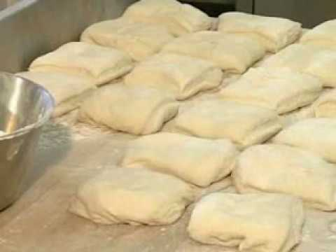 Pains: techniques qui font le pain: le Divisage