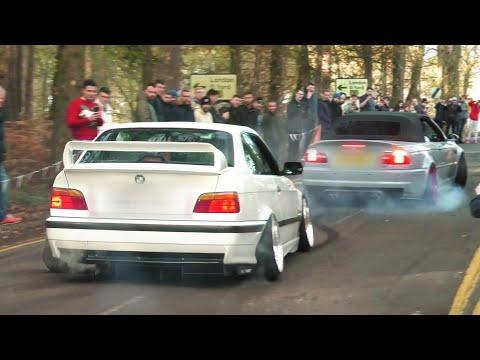 BEST-OF carros modificados saindo de uma feira automóvel - 2019! [Parte 2] + vídeo