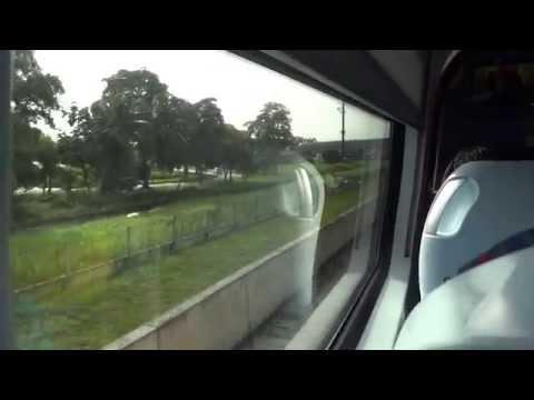 รีวิวรถไฟปาดังไปเคแอล ช่วงอิโปห์ Malaysian ETS train review  Parit Buntar to Ipoh