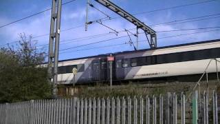 Trains at Newark-on-Trent Part 3