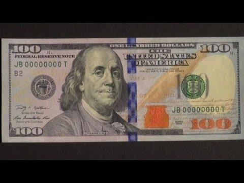 Negli Usa Arriva La Nuova Banconota Da 100 Dollari