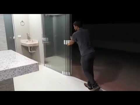 Fechamento De Sacadas Ou Portas Com Vidro Retrátil Em Goiânia