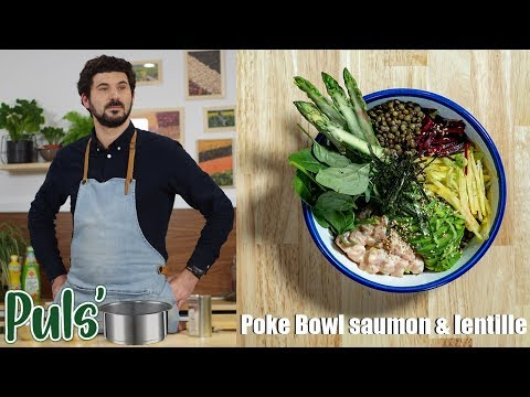 poke-bowl-saumon-&-lentille---puls'-des-recettes-pour-cuisiner-les-protéines-végétales-!