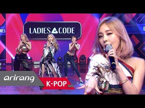 Simply K-Pop LADIES&39; CODE레이디스 코드  FEEDBACK너의 대답은  Ep362  051719