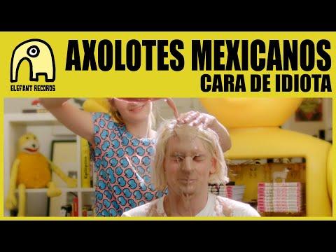 AXOLOTES MEXICANOS - Cara De Idiota [Official]