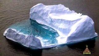 El terrorífico y misterioso lago Baikal
