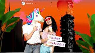 Boys Boys Toys - unicorno_gif [Official]
