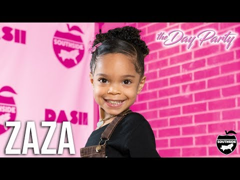 """#ZaZa Talks Her Day To Day Life + Meeting Celebrities + Performs Her New Song """"What I Do"""""""
