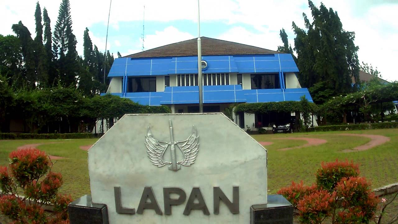 Image result for LAPAN building