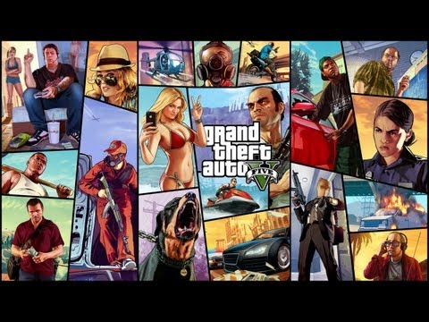 Grand Theft Auto 5 Soundtrack [Score]
