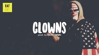 (free) Dark Old School Boom Bap type beat x Hip Hop instrumental | 'Clowns' prod. by BEATOWSKI