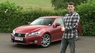 Lexus GS saloon review CarBuyer
