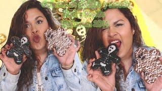 DIY Galletas para Halloween y Dia de Muertos Thumbnail
