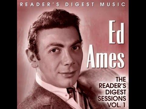 Ed Ames ~ Anywhere I Wander