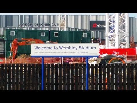 Trains At #9| Wembley Stadium- CML [11/04/2017]