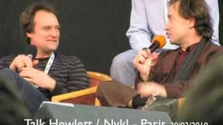 SciFi Convention - David Hewlett & David Nykl - Talk 5