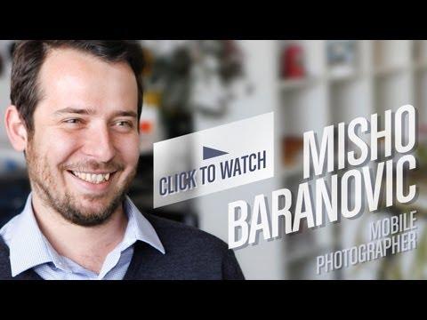 Video Interview: Mobile Photographer Misho Baranovic | Stated Magazine