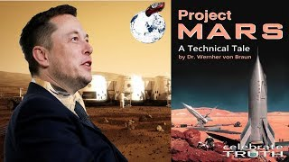 Project Mars & Elon Musk Making Great Science Fiction