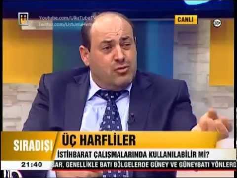 Siradisi-Salih Memisoglu -Mehmet Ali Bulut,3 Harfliler Meselesi