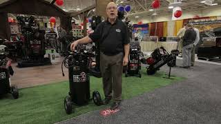 The Most Versatile Air Compressor -The Black Diamond 20 Gal Air Compressor