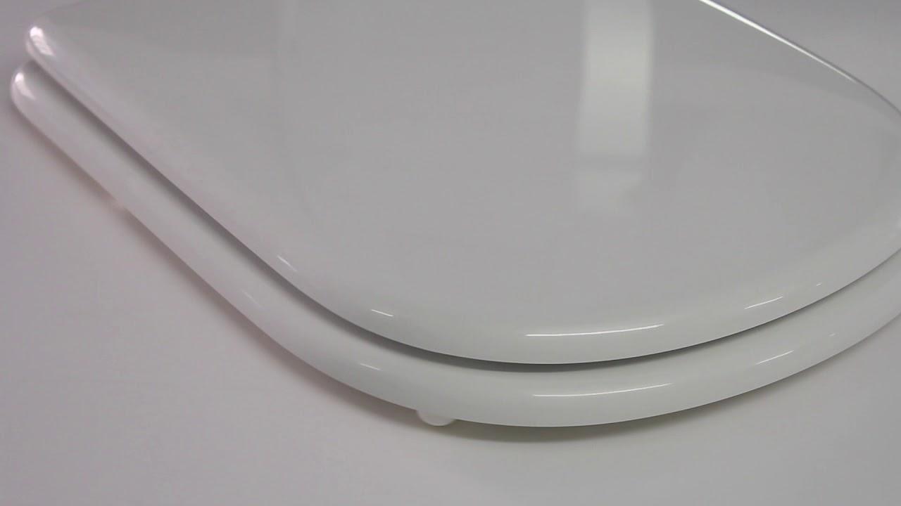 Ceramica Dolomite Gemma 2.Sedile Copriwc Ceramica Dolomite Serie Gemma 2 Cerniere Cromate