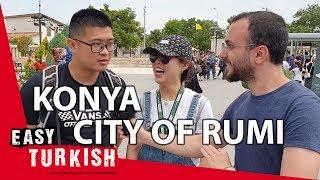 Konya: the city of Rumi   Easy Turkish 11