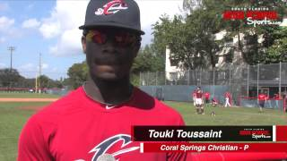 Coral Springs Christian Academy Baseball Spotlight