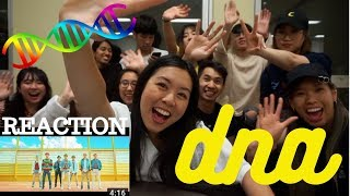 [REACTION] BTS TRASHES REACTING TO BTS (?????) - DNA MP3