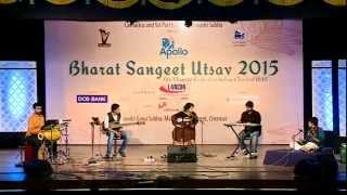 "BHARAT SANGEET UTSAV 2015 | Fusion Concert ""Mystic Journey"" | Vidushi Saashwathi Prabhu | Vocal"