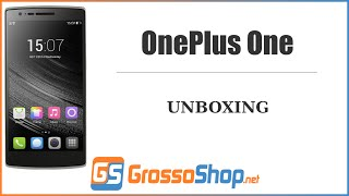 Unboxing One Plus One Smartphone LTE 4G  Qualcomm SnapDragon   3Gb Ram