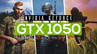 NVIDIA Geforce GTX 1050 Laptop Gaming Performance 2018!
