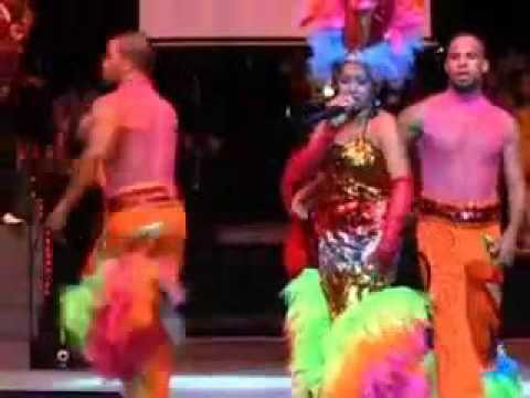 Cabaret Tropicana Santiago, 25 años