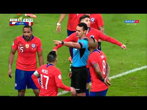 Copa América: Perú (3) Vs Chile (0) from YouTube · Duration:  3 minutes 41 seconds